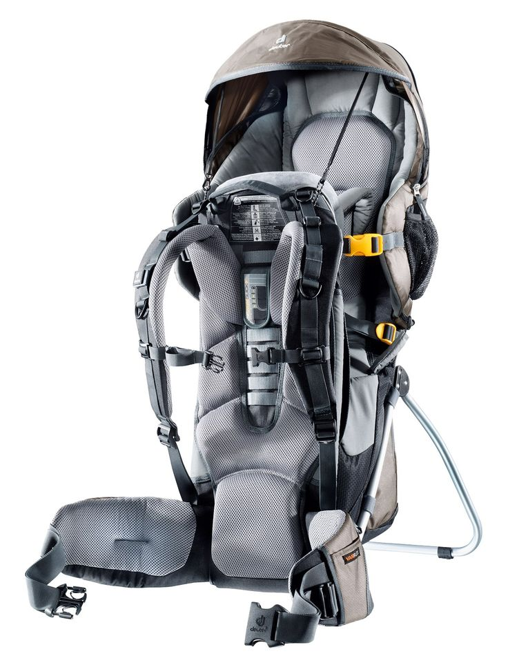 Deuter Kid Comfort III Child Carrier.. how awesome!