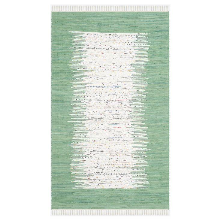 Teppich Saltillo - Mint - 152 x 243 cm, Safavieh