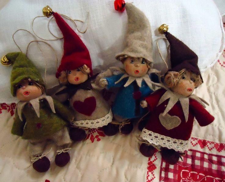 Casa Rosamunda  : Sull'albero di Natale non possono mancare i magici...