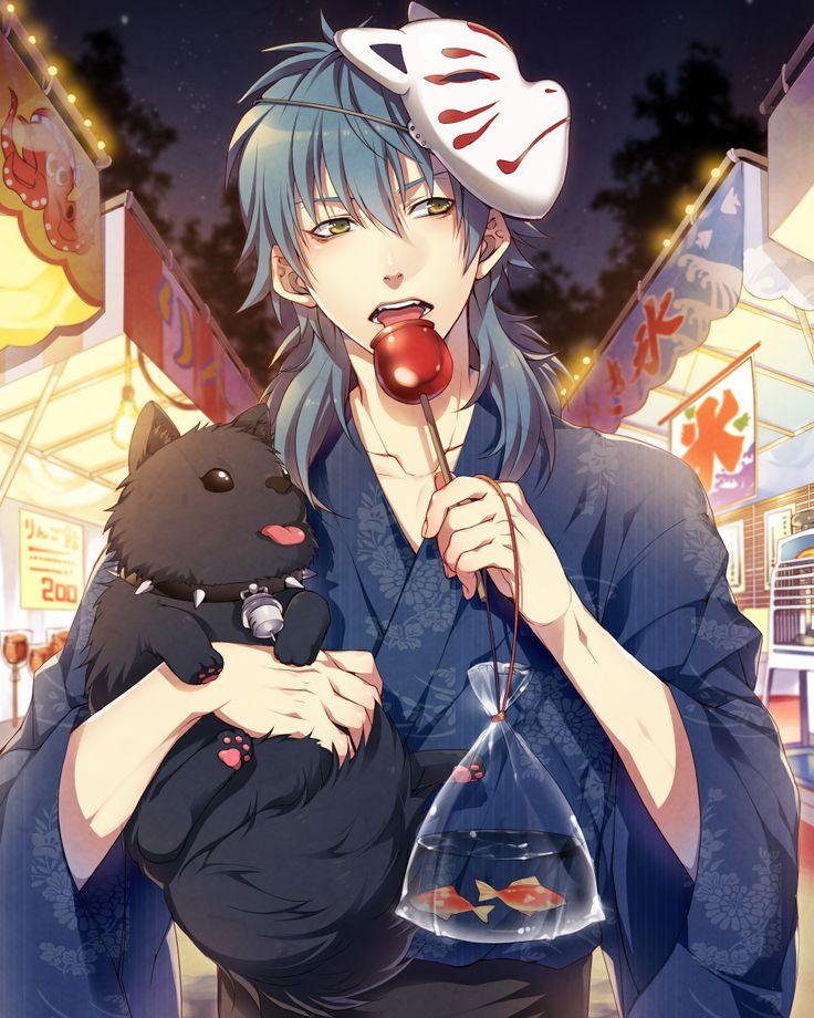 /DRAMAtical Murder/#1582934 - Zerochan (Aoba from DMMD)