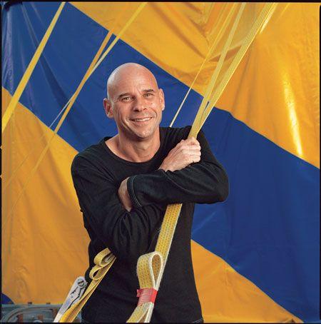 Guy Laliberté: Fondateur du Cirque du Soleil