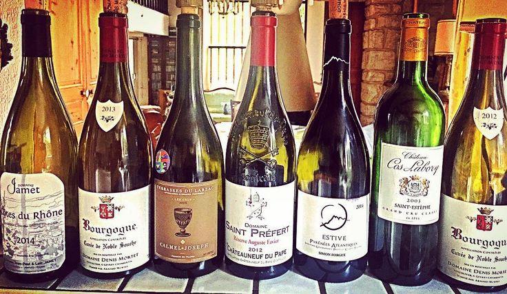 Les restes du cours d' hier soir d' initiation aux vins rouges  Petit tour de France  #rueilmalmaison #beaugrandvins #vin #wine #wein #vino #vinho #dégustation #winelover #Vineyard #winetasting #instawine #frenchwine #instavinho  #instadrink  #wineblog  #lifestyle #vigne #vines  #vignoble #Paris #France #bio  #beaugrandvins