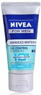 Nivea Men Advanced Whitening Oil Control Moisturizer Not Just for Men