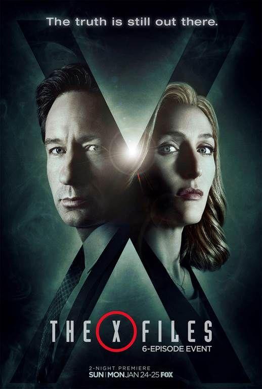 Recensione: X-files - Episodi 10x01 10x02 (miniserie 2016)