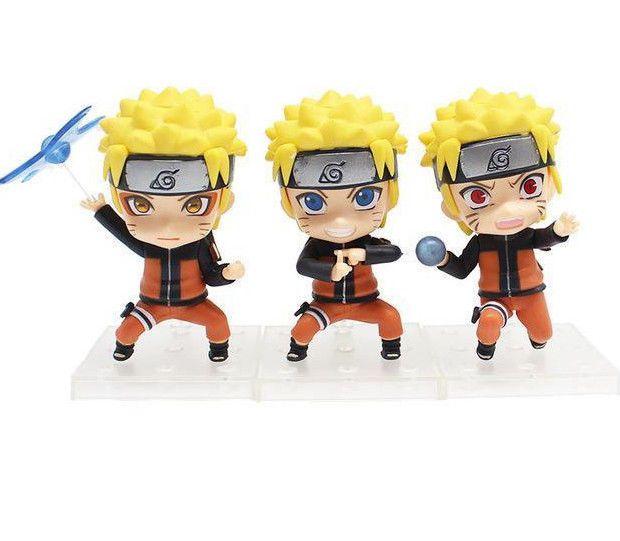 Details About 2x 3pcs Set Uzumaki Naruto Action Figures Collection