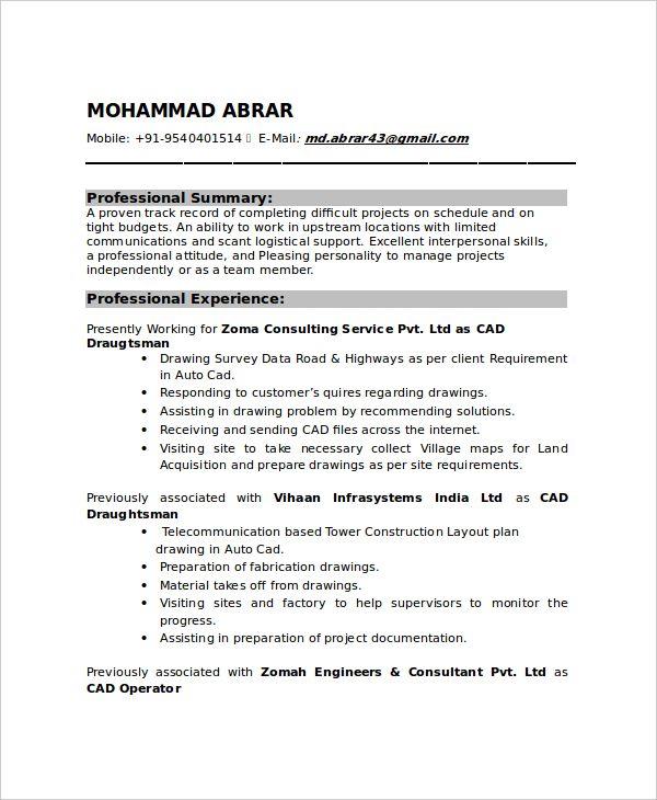 10 best Reference Resume images on Pinterest Models, Resume - engineering resume summary