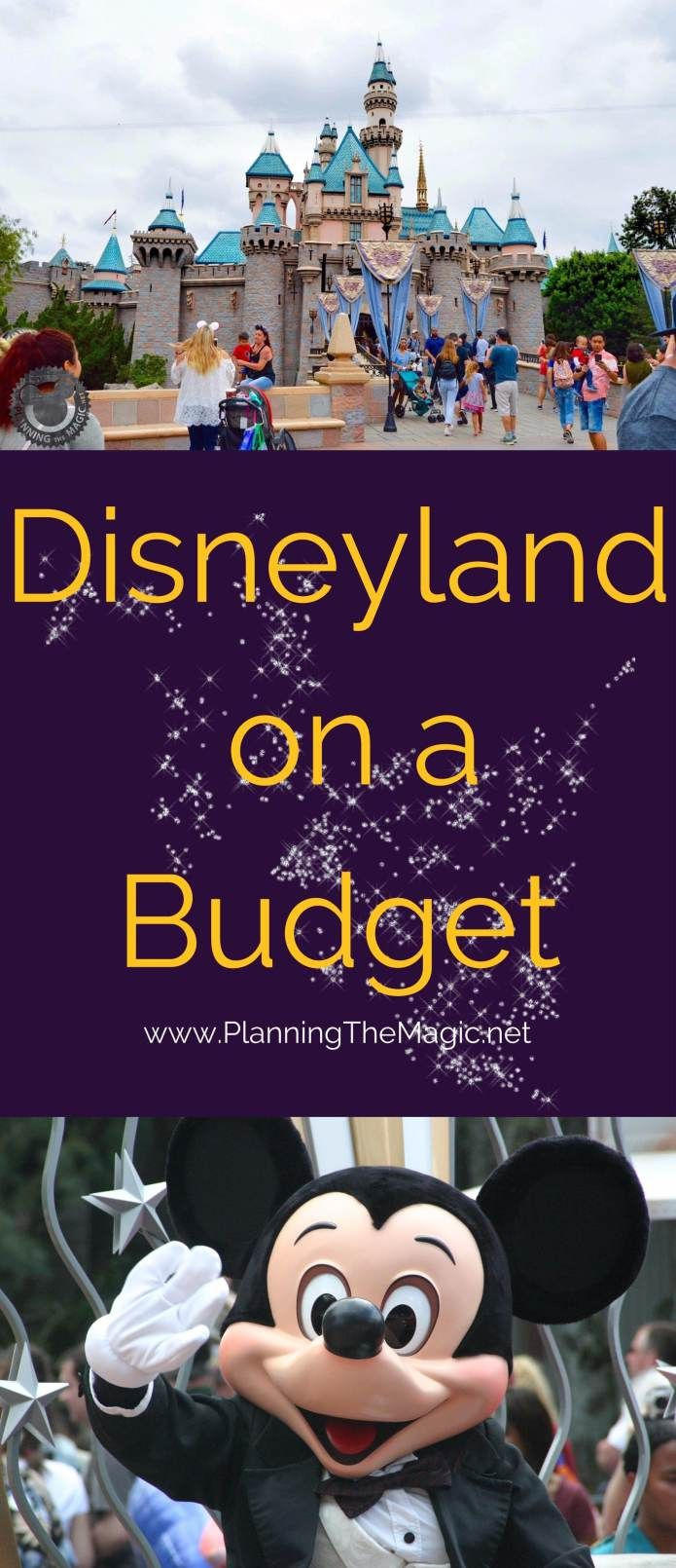 Disneyland on a Budget |  If you are planning a Disneyland trip, make sure it's one that save you the most money possible.  Find more information at http://www.planningthemagic.net