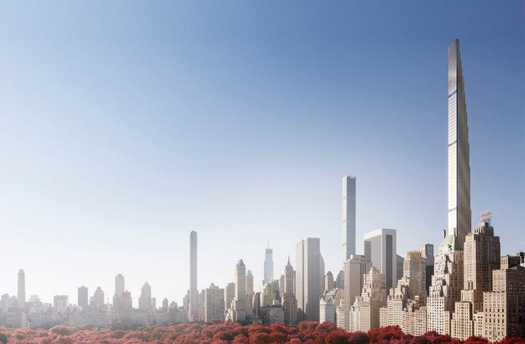 "With Costs Soaring, SHoP-Designed ""World's Skinniest Skyscraper"" Faces Foreclosure"