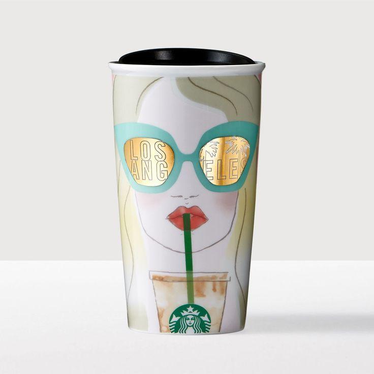 Starbucks Travel Mug New Jersey