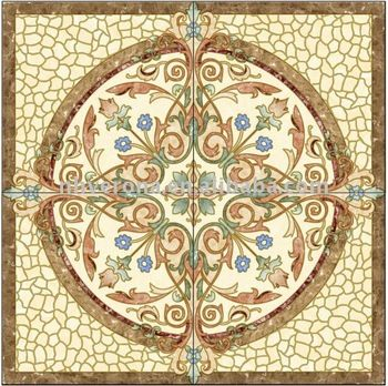 Rococo Decorative Wall Tile Ophelia White Wall Tile At Laura Ashley ...