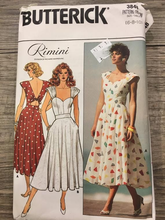 Please Review All Of My Vintage Patterns For Sale I Have Some