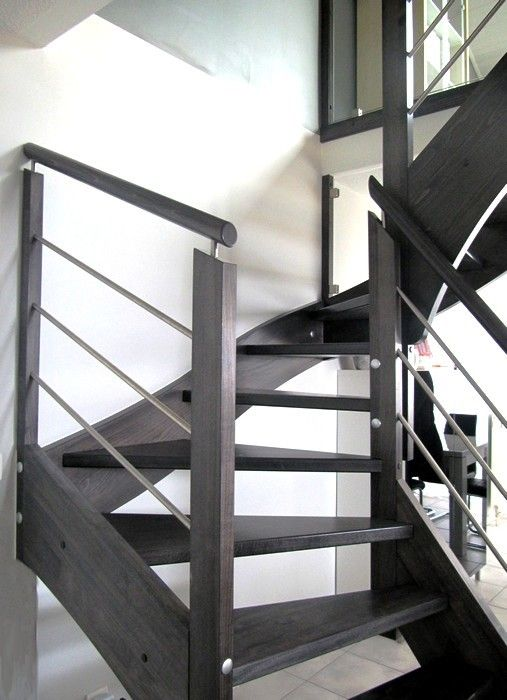tarif escalier sur mesure great prix duun escalier quart tournant with tarif escalier sur. Black Bedroom Furniture Sets. Home Design Ideas