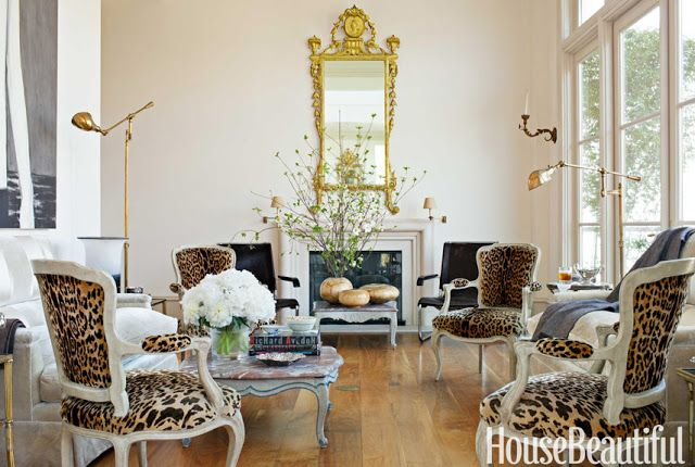 Lusting for leopard! - The Enchanted Home