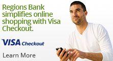 Regions Bank online bill pay.