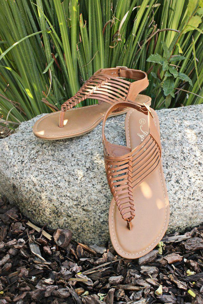 Under the Sun Sandals- Mocha. Spring ShoesSummer Shoes2017 ...