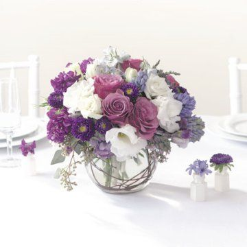 Bubble Bowl Centerpiece Ideas - Wedding Centerpiece Ideas. Tutorial