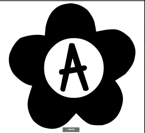 abc flor Visita www.fichasescolares.com y descarga gratis el material completo.