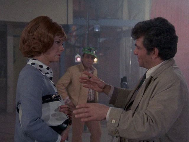 Columbo, Lovely But Lethal Season 3 Episode 1, aired 23… Vera Miles, Episode aired 23 September 1973, Gino Conforti