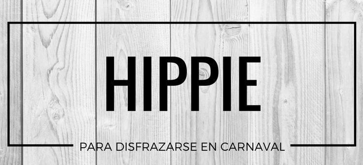 Disfrazarse de Hippie en Carnaval #blog #tienda #disfraces #online #carnaval #halloween