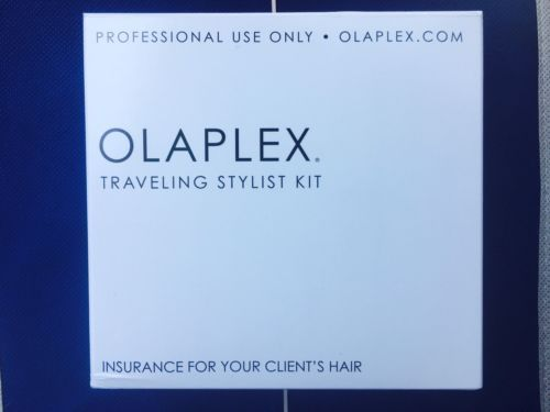 Hair Color: New Sealed Olaplex Traveling Stylist Kit -> BUY IT NOW ONLY: $65 on eBay!