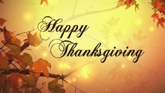 Happy Thanksgiving! « Royal Scot Blog