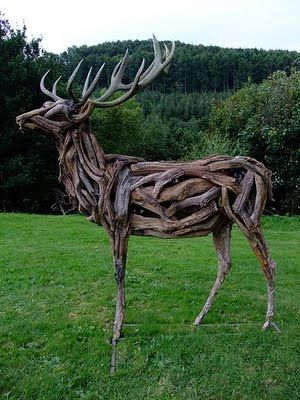 Best 25 driftwood sculpture ideas on pinterest Driftwood sculptures for garden