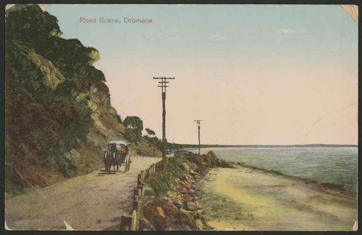 The Road at Dromana 1907