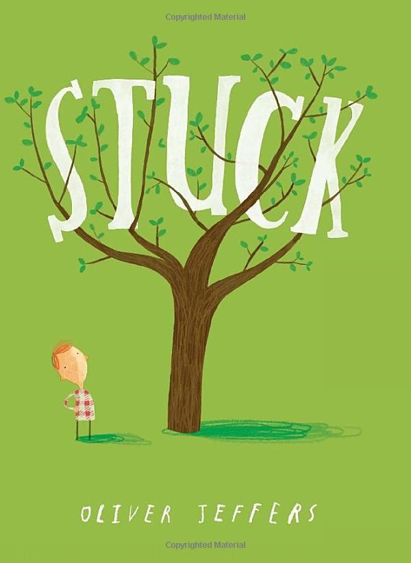 Stuck: Amazon.co.uk: Oliver Jeffers: 9780007263899: Books