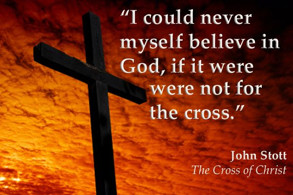 john stott cross of christ pdf