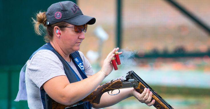Olympic Shooter Talks Gun Control, Feminism, and Media Bias