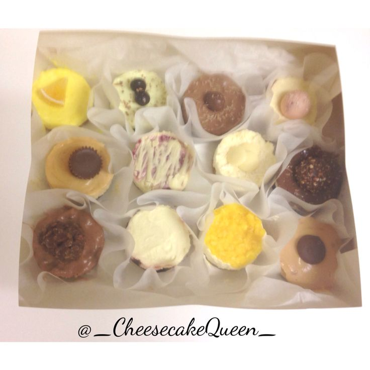 Cheesecake Queen Box of Heaven ™   http://instagram.com/_cheesecakequeen_/
