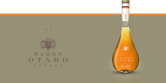 VS - Baron Otard Cognac