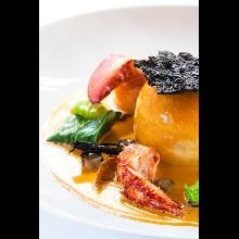 Photos gallery of the lyon restaurant La Mère Brazier
