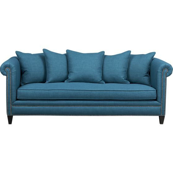 Tailor Sofa in Sofas | Crate and Barrel