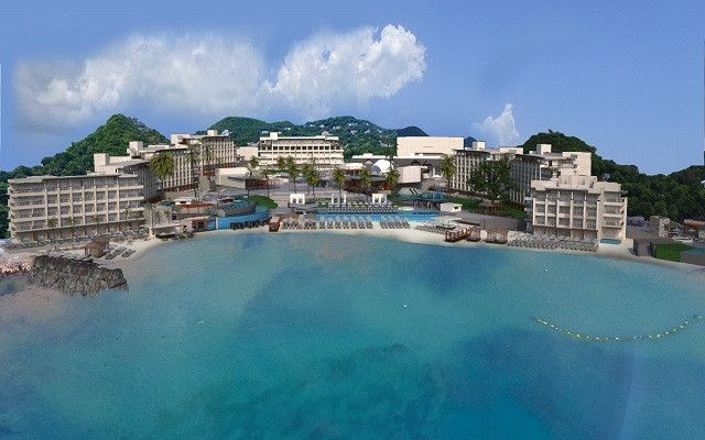 St Lucia Vacations - Royalton St. Lucia Resort and Spa All-Inclusive - Indulge in the charming atmosphere and lavish accommodations.