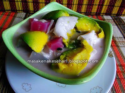 Es Goyobod Khas Bandung Asli Jawa Barat - Resep Masakan Dessert Indonesia
