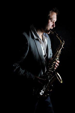 kpalczak   Studio saxophone man