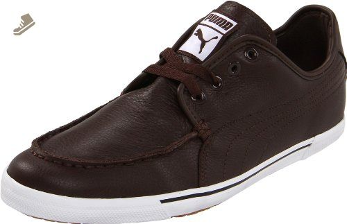 PUMA Benecio Lace-Up Fashion Sneaker,Chocolate Brown,10.5 D US - Puma sneakers for women (*Amazon Partner-Link)