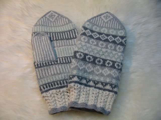 Ravelry: wmageroy's Myria