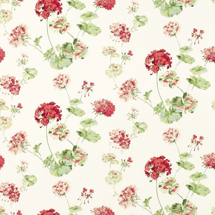 #LauraAshleySS14 I love this wallpaper, it's so cheery and summery. It would look lovely in my kitchen with some geraniums potted up on the window sill!