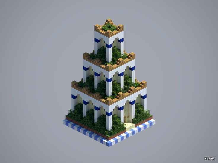 Learn Minecraft Modern Building Style