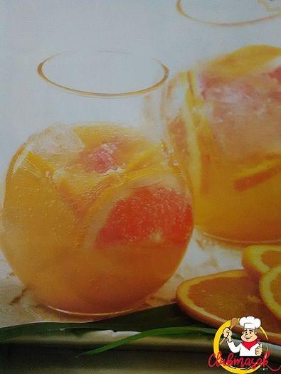 Resep Minuman Lemon Jeruk Soda, Resep Minuman Sehat Untuk Diet, Club Masak