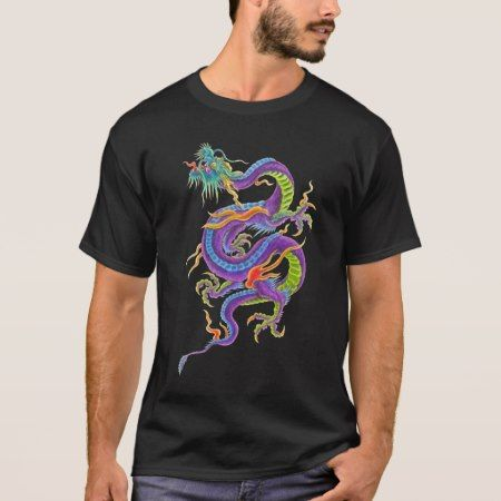 Asian Dragon Tattoo Shirt - click to get yours right now!