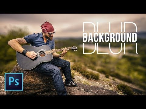 Add a blurred background to your photos in 3 simple steps in Photoshop - Photoshop Roadmap