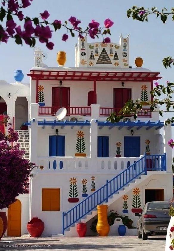 Миконос, Греция.