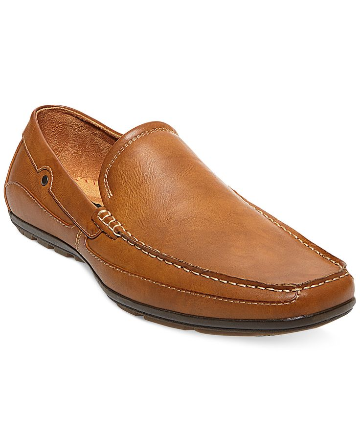Steve Madden Men's Need Drivers - Brown 11