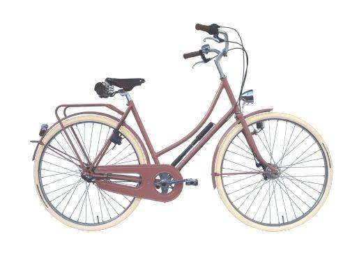 Achielle, die Fahrradmanufaktur aus Belgien mit dem Holland-Klassiker Jules and Julie