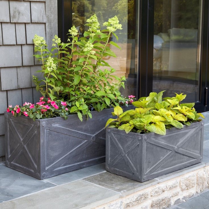 1000 Images About Planters On Pinterest Late 20th
