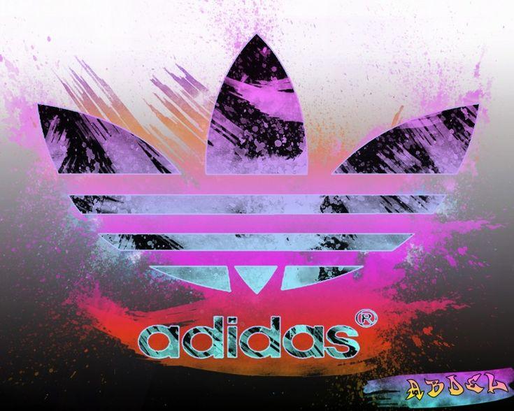 Fonds+d'écran+Grandes+marques+et+publicité+>+Fonds+d'écran+Adidas+adidas+par+fond+-+Hebus.com