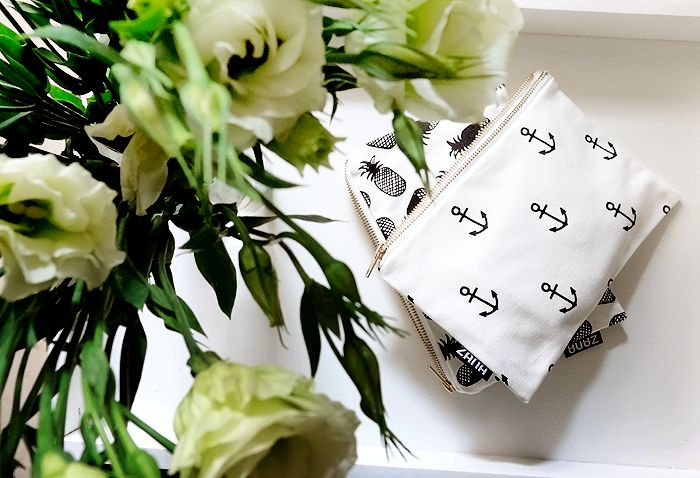 Travel Makeup Bags From Zana